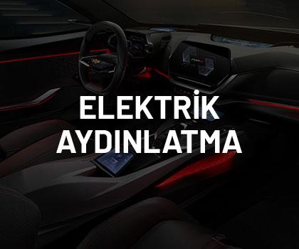 Elektrikli Aydınlatma